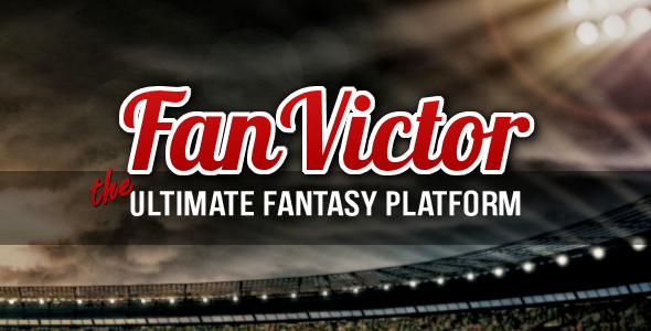 Fantasy Sports Platform Product Description
